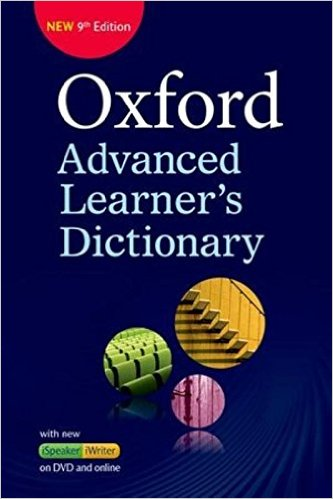 Oxford Advanched English Dictionary 9th Edition For Computer – My